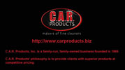 C.A.R Products - makers of fine cleaners