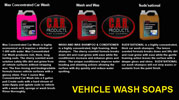 CAR Interior Scents and Odor control