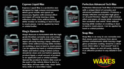 CAR Polishes, Glazes